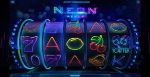 Norske Spilleautomater Neon Reels