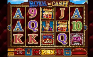 Free Spilleautomater Royal cash