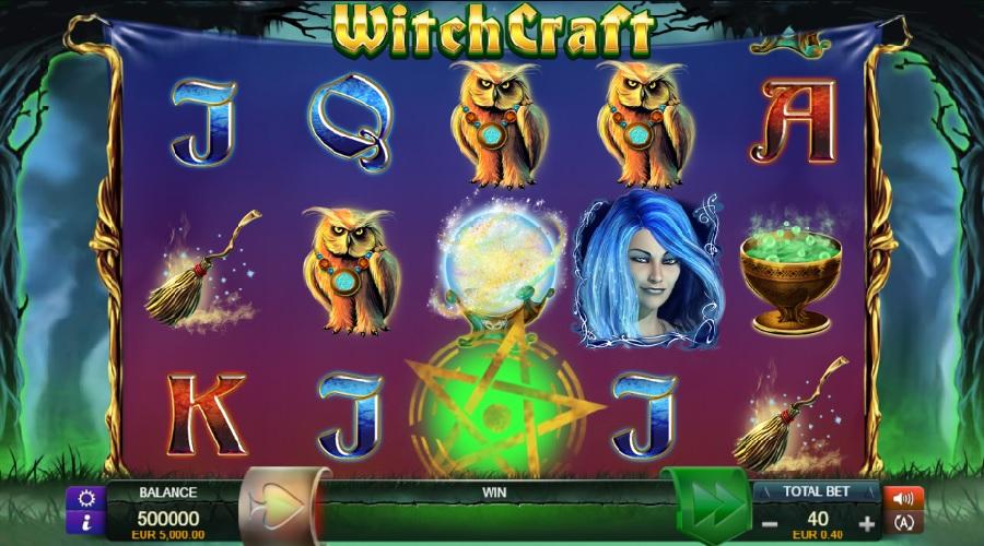 Witchcraft norgesautomaten gratis spill