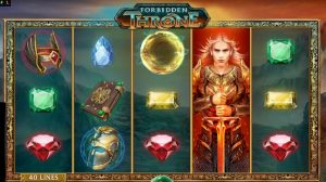 Forbidden Throne Online Slot