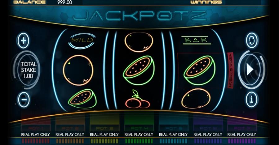 Jackpotz Online Slot