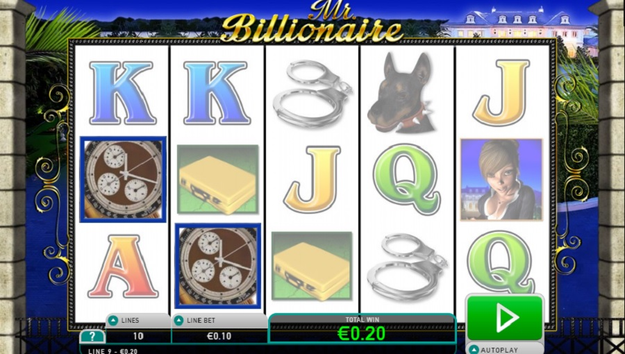 Mr. Billionaire Slot