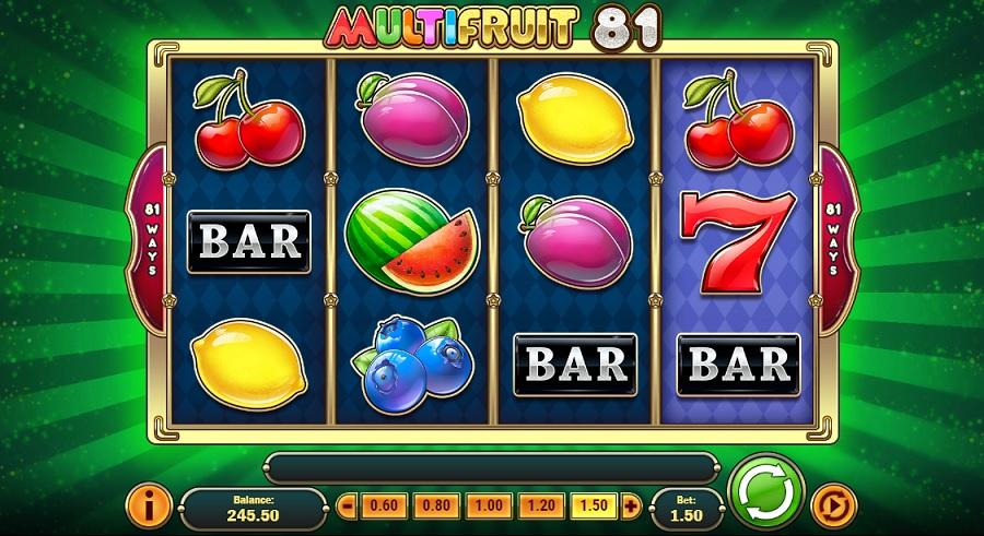 Multi Fruit 81
