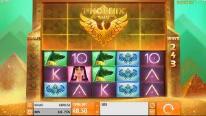 Phoenix Sun Online Slot