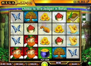 Mega Jackpots Isle of plenty
