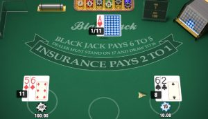 Single Deck Blackjack je skvělá stolní hra