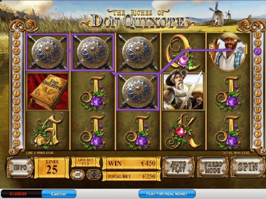 Riches of Don Quixote