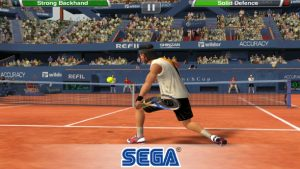 Virtualní Tennis