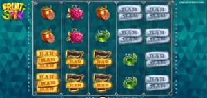 Spill på Fruit Spin spillautomaten og prøv mange flere
