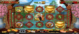 God of Wealth Online Slot