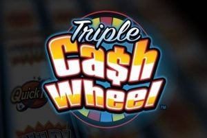 Triple cash wheel 2 Online Slot