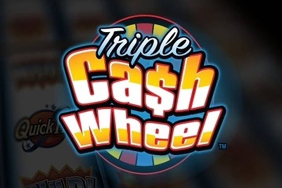 Triple cash wheel 2 Online Slot