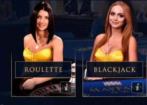 Live Dealer Games at the William Hill Live Casino