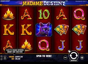 Madame Destiny Online Slot