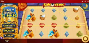 Sumo Spins Casino Slot