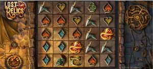 Lost Relics Casino Slot