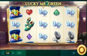Lucky Mr Green Online Slot