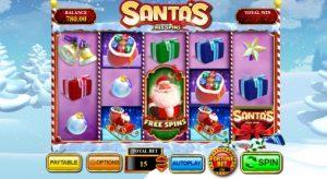 Santas Free Spins Slot