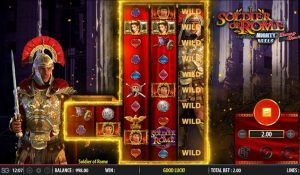 Soldier Of Rome Online Slot