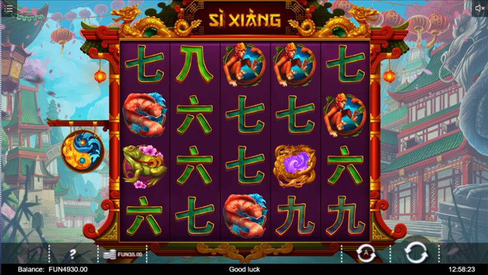 Spiele Si Xiang - Video Slots Online