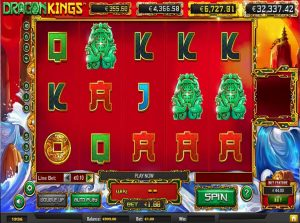 Dragon Kings Online Slot