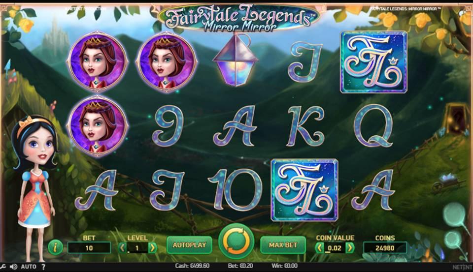 Fairytale Legends Mirror Mirror Online Slot