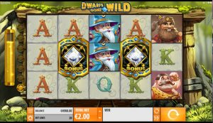 Dwarfs Gone Wild Casino Slot