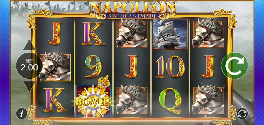 Napoleon Rise of an Empire