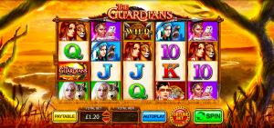 Guardians Online Slot