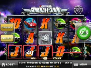 Gumball-3000 Slot