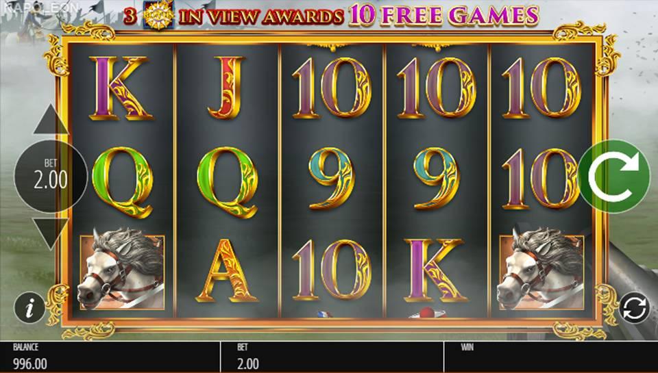 Napoleon Rise Casino Slot