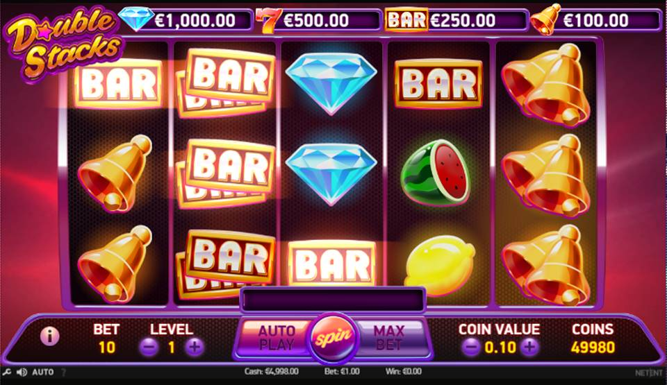 Double Stacks Casino Slot