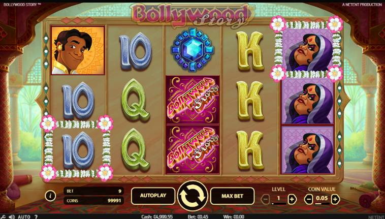 Bollywood Story Online Slot