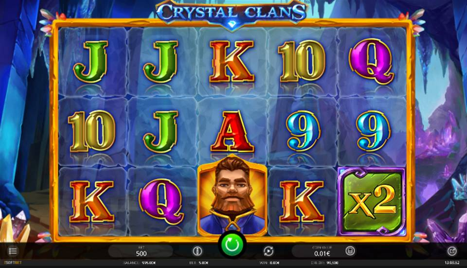 Crystal Clans Casino Slot