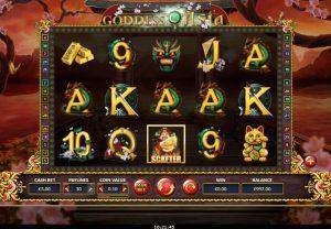 Goddess of Asia Casino Slot