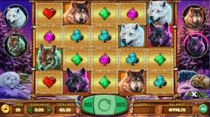 Howlin Wilds Online Slot