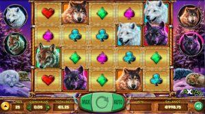 Howlin Wilds Online Slot