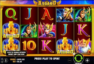Asgard Casino Slot