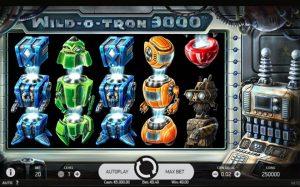 Wild-O-Tron 3000 Casino slot