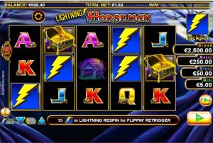 Lightening Horsemen Slot