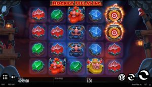 Rocket Fellas Online Slot
