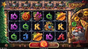 Jingle Spin Casino Slot
