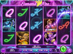 Banana Rock Online Slot