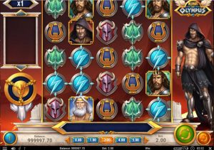 Rise of Olympus Online Slot