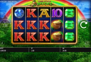 Luck O' the Irish Fortune Spins –
