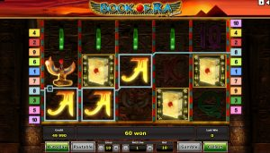 Book of Ra gratis casino spilleautomat