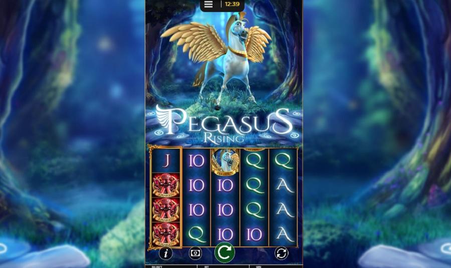 Pegasus Rising
