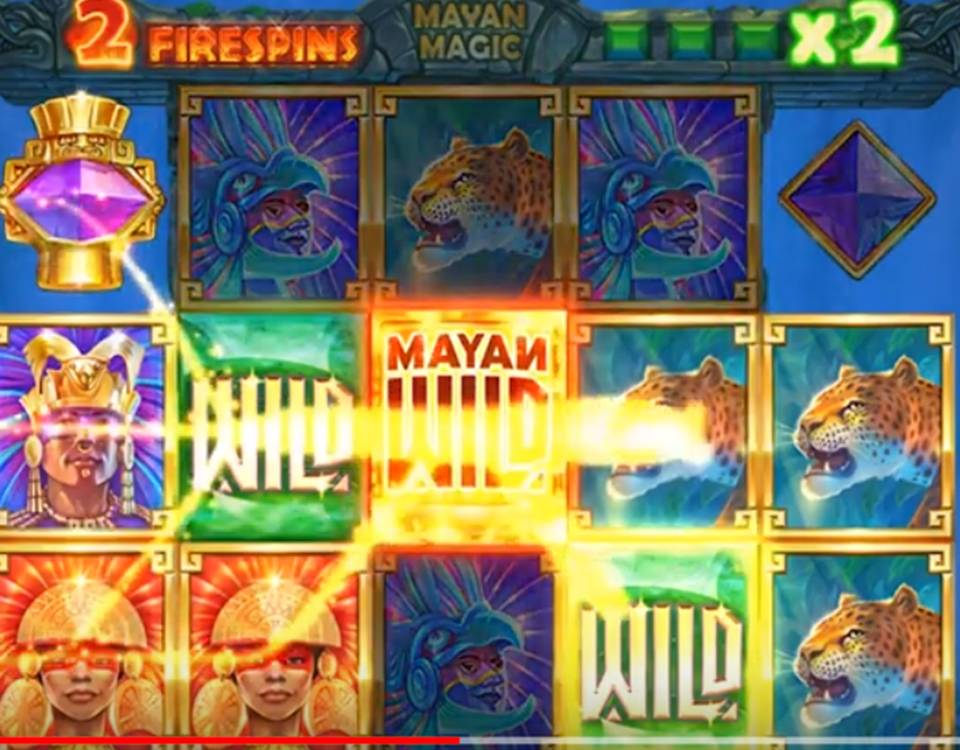Mayan Magic Wildfire
