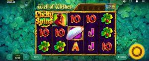 Well of Wishes er spalte fra spenningen fra Red Tiger Gaming.