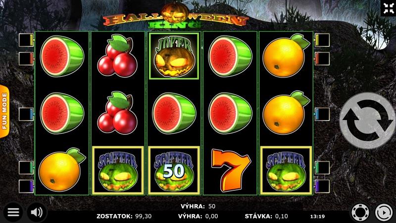 Staňte sa kráľom Halloweenu s hracím automatom Halloween King